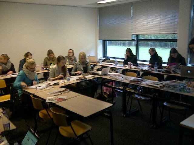 Gastles bloggen bij Fontys ILS Tilburg.